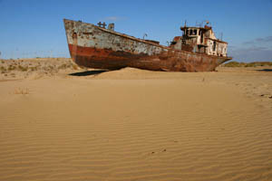 Aral Sea Ecological Catastrophe