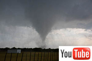 May 15 Millsap, Texas Tornado YouTube