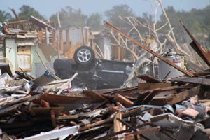 Tornado Disaster in Joplin, Missouri