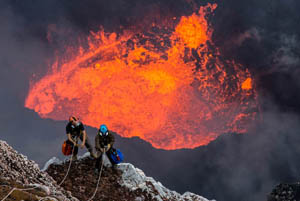 Marum Volcano Expedition