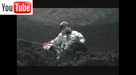 Yasur Volcano Descent You Tube